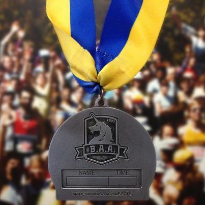 boston medal back