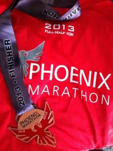 phoenix medal