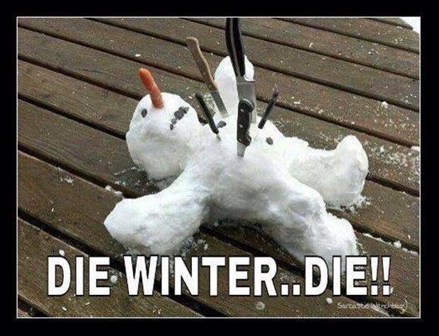 die winter